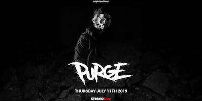 Purge - HOUSTON