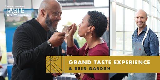 2019 Grand Taste Experience & Beer Garden