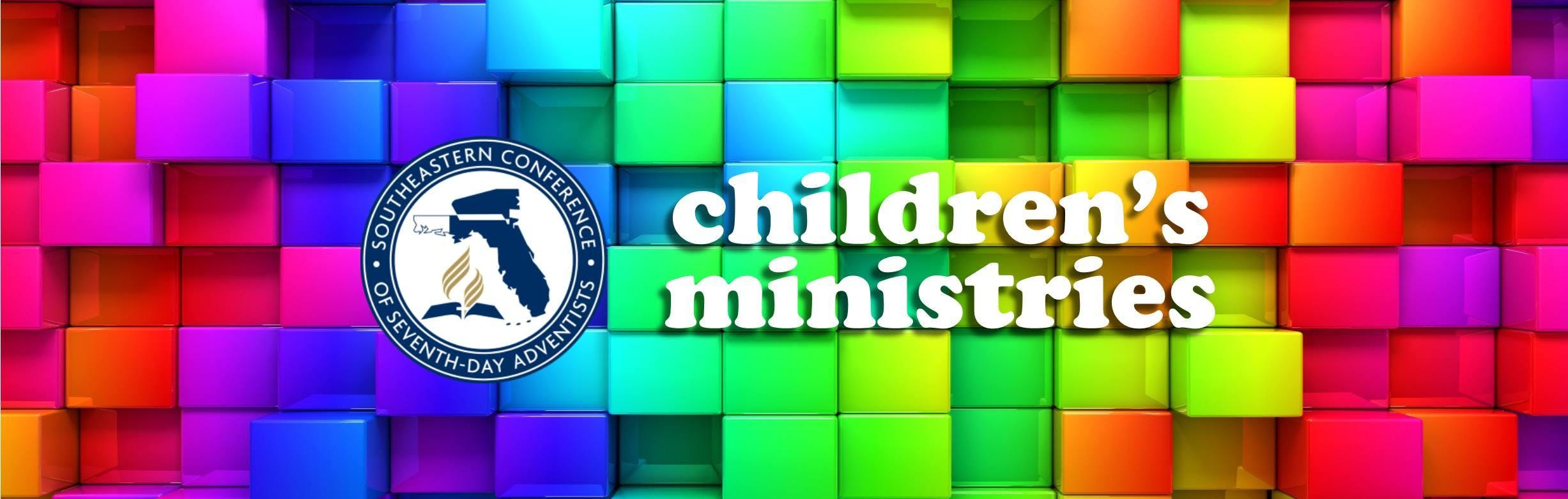 SECSDA Children's Ministries Certification- T