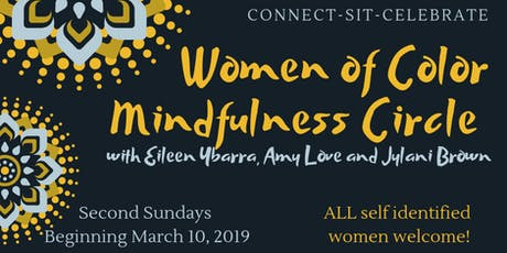 Women of Color Mindfulness Circle tickets