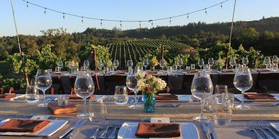 Dinner in Starscape Vineyard with Joseph Jewell Wines