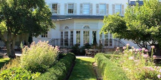 Tour Morven's Reimagined Historic Gardens