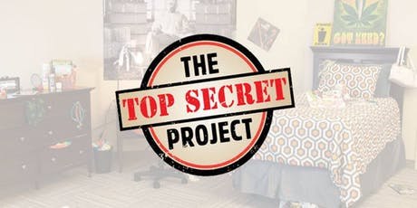 The Top Secret Project tickets
