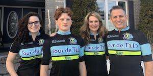 Tour de T1D 2019
