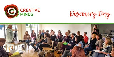 Creative Minds Discovery Day - West Midlands
