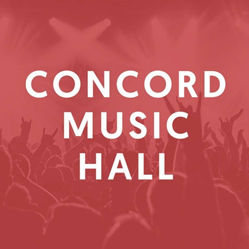 Concord Music Hall logo