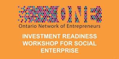 Intro to Investment Readiness for Social Entrepreneurs