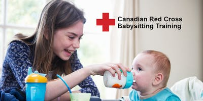 Red Cross Babysitting Course