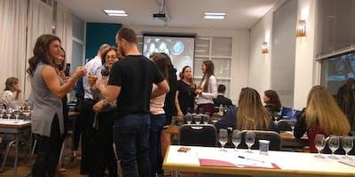 Curso de Vinho com Degustação em SP