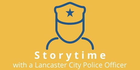 Storytime with a Lancaster City Police Officer tickets