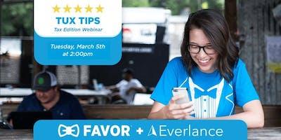 Tux Tips- Tax Talk