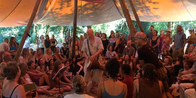 Singing to Nourish the Soul and Re-enchant the World with Laurence Cole