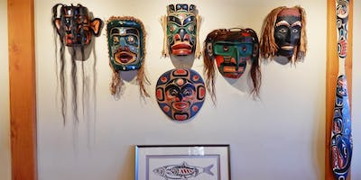Series of 7 illustrated talks: Introduction to Northwest Coast First Nations Art with Carol Sheehan