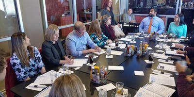 Business Referral Roundtable Networking Lunch NEW CHAPTER LAUNCH Fairfax City