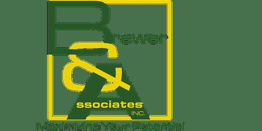 Brewer & Associates Workshop Series:  Nonprofit Leadership in the 21st Century