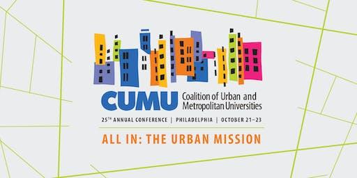 2019 CUMU Annual Conference