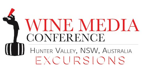 2019 Wine Media Conference Australian Excursion & Education Session Registration tickets