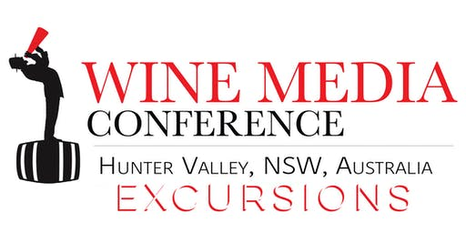 2019 Wine Media Conference Australian Excursion Registration