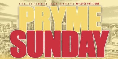"PrymeSundays - #DayParty - ""Party on the Patio"""
