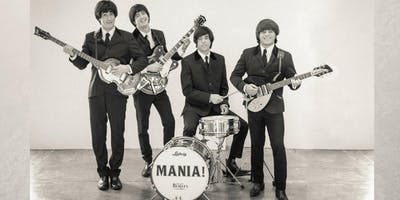 Jessie's Grove Winery Presents: MANIA! Beatles Tribute Band
