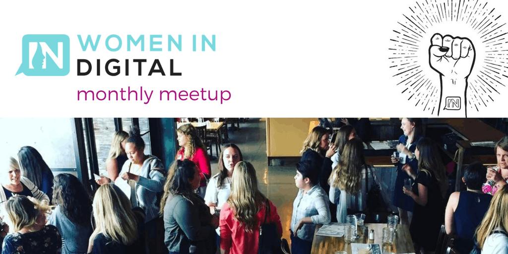 Dallas-Fort Worth Women in Digital Members +1