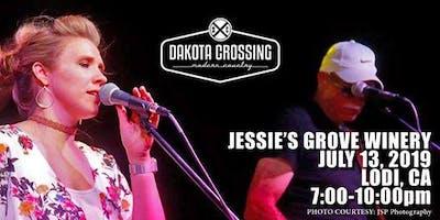 Jessie's Grove Winery Presents: DAKOTA CROSSING