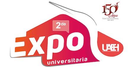 2da. Expo Universitaria Engarzando Tu Futuro - UAEH tickets