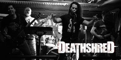 Deathshred Thrash Caravan Rock bar
