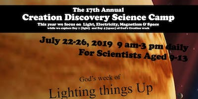 Creation Discovery Science Camp