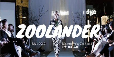 Zoolander 2019 tickets