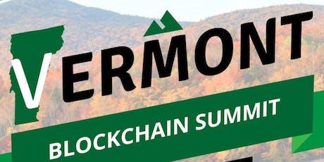 Vermont Blockchain Summit tickets