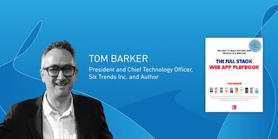 """Digifest 2019: Book Launch with Tom Barker / Talk on \""""The Future of Digital & Education\"""""""