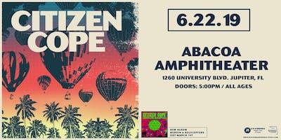 Citizen Cope at Abacoa Amphitheater (June 22, 2019)