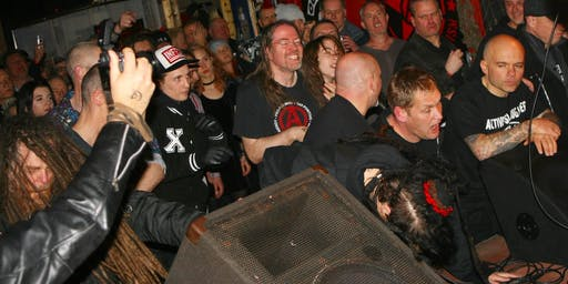 Punk All Dayer Ft Anthrax (UK), Icons of Filth, Civilised Society + more