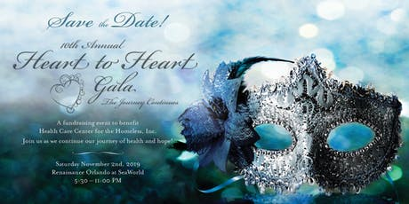 Heart to Heart Gala 2019 tickets