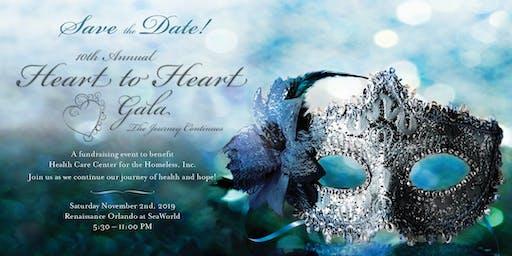 Heart to Heart Gala 2019
