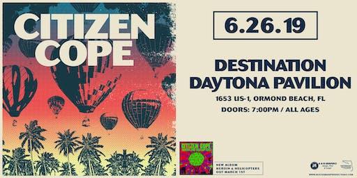 Citizen Cope at Destination Daytona Pavilion (June 26, 2019)