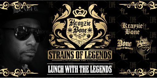 93.5 Kday 420 CBD Infused Lunch with Krayzie Bone & Wish Bone