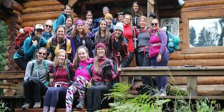 A O Wheeler Weekend - The Lady Alliance Mountain Retreat tickets