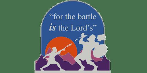 David & Goliath 1 Mile, 5K, 10K, 13.1, 26.2 - Lubbock