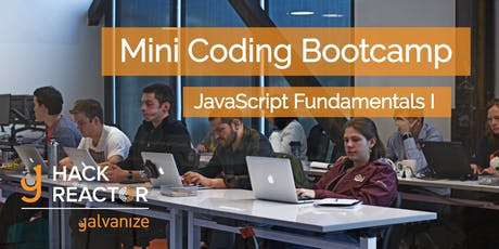 Learn to Code: Mini Bootcamp - JavaScript Fundamentals I tickets