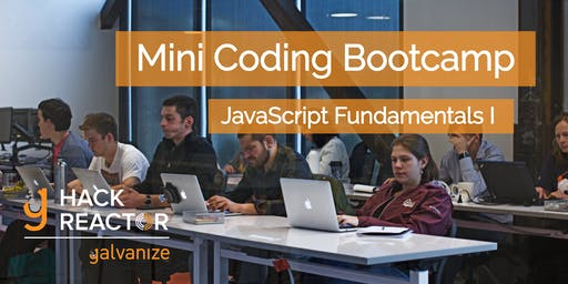 Learn to Code: Mini Bootcamp - JavaScript Fundamentals I