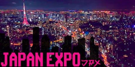 JAPAN EXPO tickets