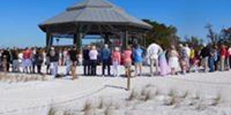 Lovers Key Wedding Vow Renewal- 4pm to 6pm  tickets