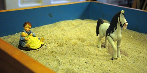 Our World In Miniature: Sand Tray Skills for Professionals