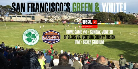 Sunday, June 30, 2019 | vs. Ventura County Fusion tickets
