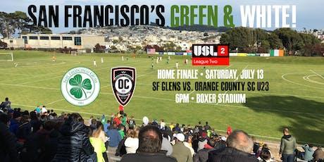 Saturday, July 13, 2019   vs. LAFC affiliate Orange County SC U23 tickets