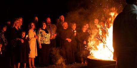 Cerne Giant Festival - Easter Fire and Vigil