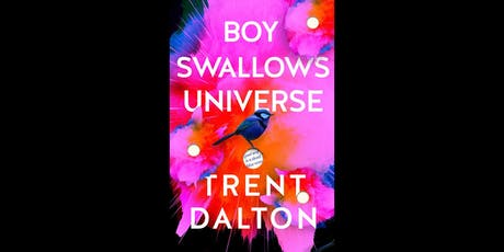 Texta book club: Boy Swallows Universe tickets