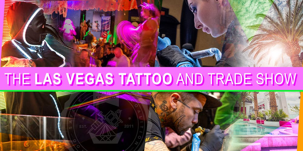 The Las Vegas Tattoo and Trade Show Tickets, Mon, Oct 28, 2019 at 8 ...